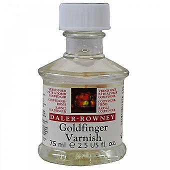 Daler Rowney Goldfinger Varnish 75ml