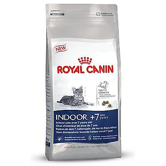 Royal Canin Indoor vergrijzing 7 + droog kattenvoer Meng 1,5 kg