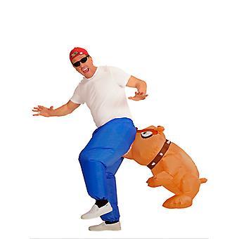 Biting Bulldog (1size) Adults