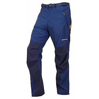 Montane Men's Terra Pants with Long Leg Lightweight and Breathable