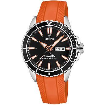 Festina mens watch of diver F20378/5