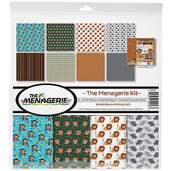 Reminisce Collection Kit 12