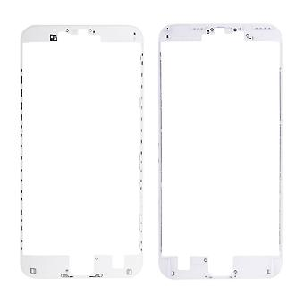 White Front Supporting Frame For iPhone 6S | iParts4u