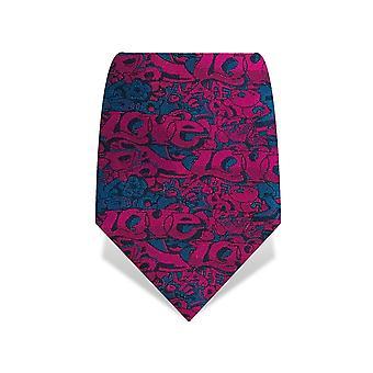 Gresham Blake 100 % Seide Graffiti Krawatte