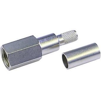 FME Stecker-Stecker, gerade 50 Ω Telegärtner J01700A0009 1 PC