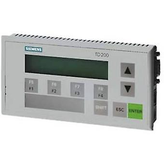 Siemens 6ES7272-0AA30-0YA1 TD 200 Text-Display TD 200 Resolution 20 characters per line Interface(s) RS 485 IP rating IP