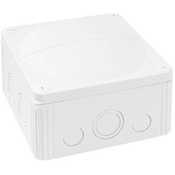 Wiska 10062210 Junction box (L x W x H) 140 x 140 x 82 mm White IP66/IP67