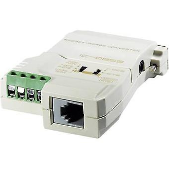 Series Adapter [1x D-SUB socket 25-pin - 1x RJ11 socket] 0 m Bei