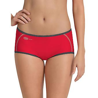 Anita 1627 Women's Active Solid Colour Knicker Shorties Boyshort