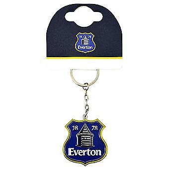 Everton Fc cresta Metal / esmalte llavero