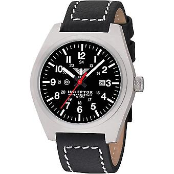 Reloj acero interceptor de KHS KHS. CEIN. LBB