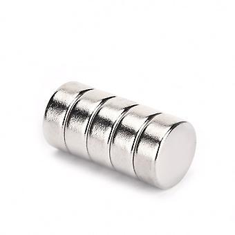 ネオジム磁石 12 × 5 mm ワッシャー N35 - 50 個セット