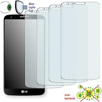 LG D800 G2 LTE display protector - Disagu ClearScreen protector (deliberately smaller than the display, as this is arched)