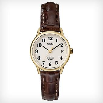Timex T20071 Women's Leather strap Analouge Watches