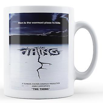 Retro Movie Printed Mug - Movie The Thing - RMM059
