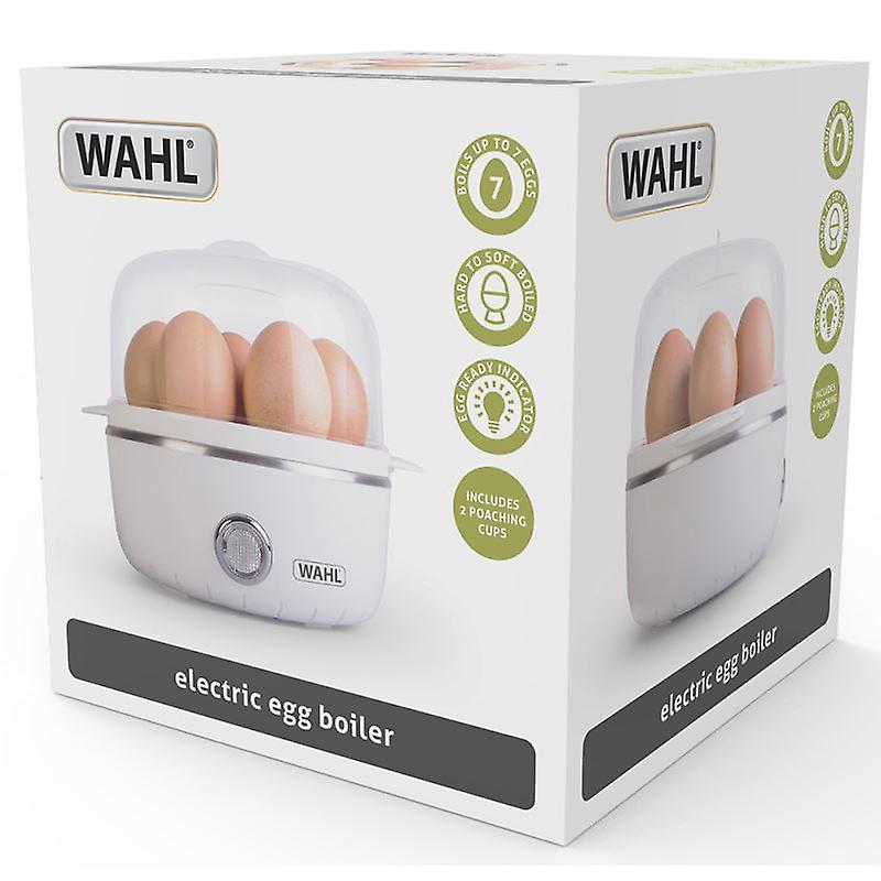 Wahl ZX945 White 400W Egg Boiler and Poacher