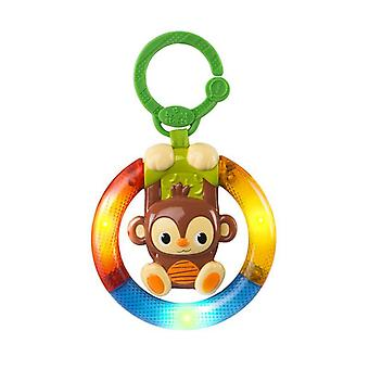 Bright Starts Light Up Ring Rattle