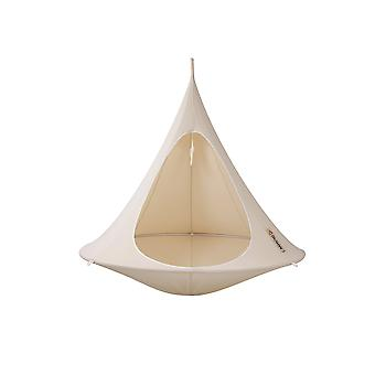 Cacoon-Double-Natural White-1 8 m-Nest swing
