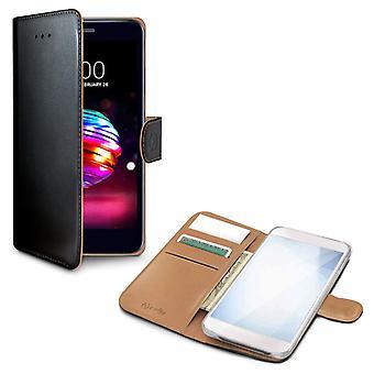Celly Wallet Case LG K11/K10 2018 Black