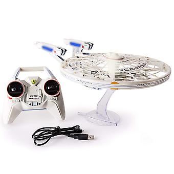 Air Hogs Star Trek USS Enterprise Remote Control Light and Sound NCC1701-A