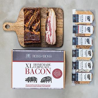 XL Home Curing Kit…Bacon