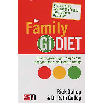 The Gi Diet - The Glycemic Index; the Easy - Healthy Way to Permanent