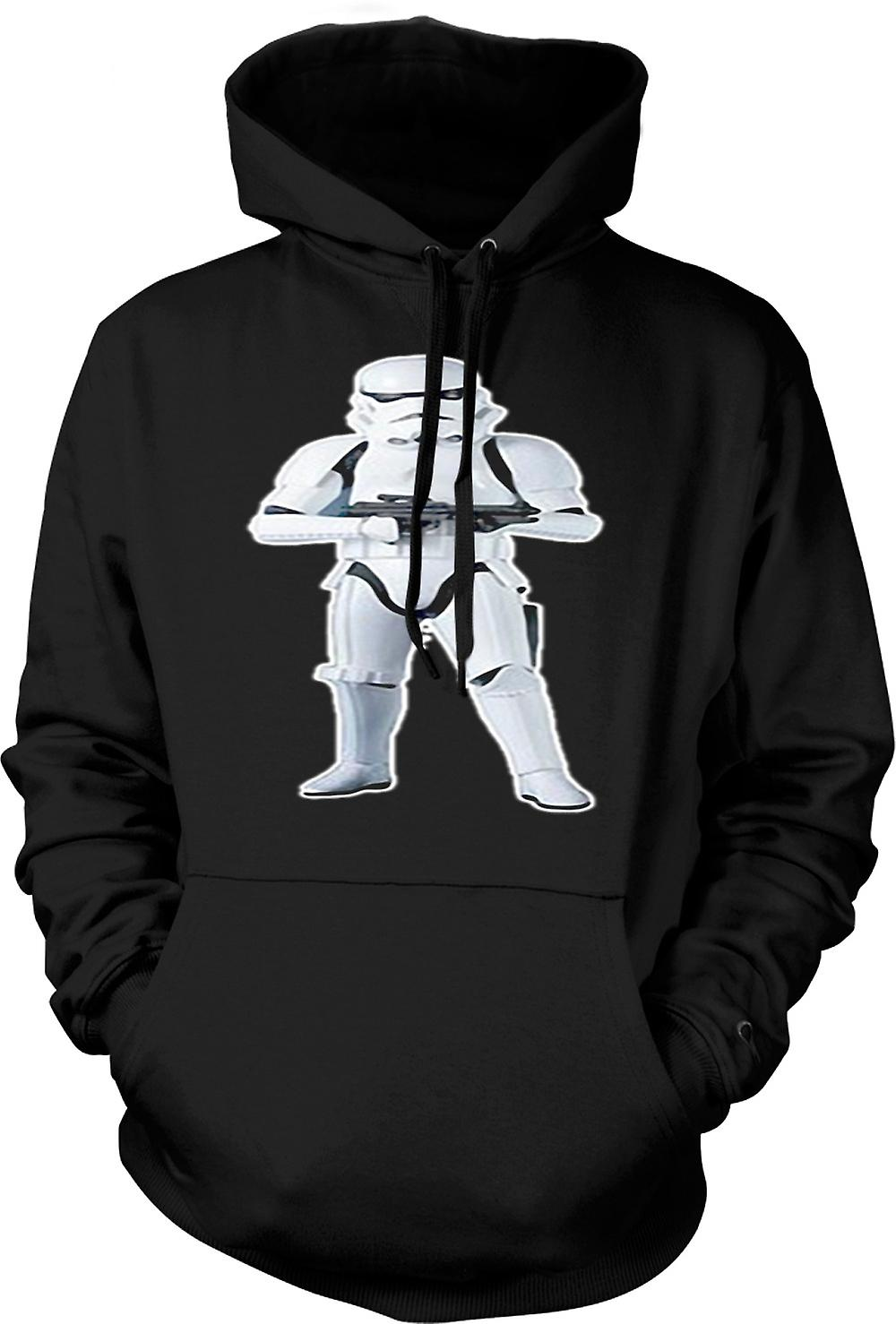 Hoodie Kids - Star Wars - Storm Trooper - Vidéo
