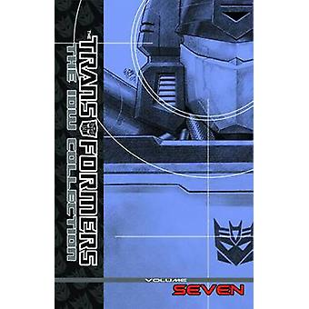 Transformers - The IDW Collection - Volume 7 by Mike Costa - Shane McCa