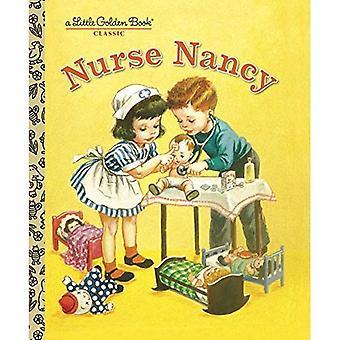 Nancy (gouden boekjes (Random House)) verpleegkundige