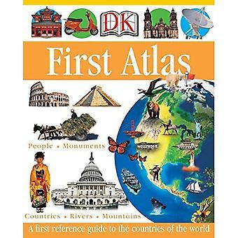 DK första Atlas (DK första referens serie)