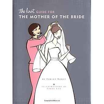La guía de nudo para la madre de la novia