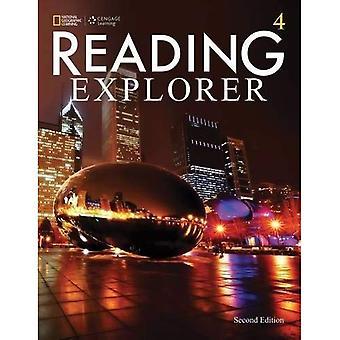 Lecture Explorer 4: Livre de l'élève