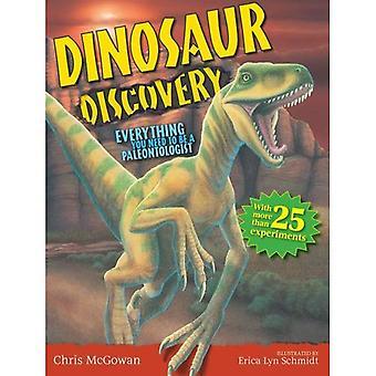 Dinosaure découverte: Tout ce que vous devez être un paléontologue