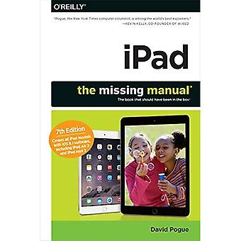 iPad: The Missing Manual (fehlende Handbücher)