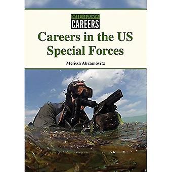 Careers in the Us Special Forces (Military Careers)