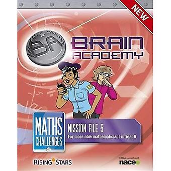Brain Academy: Maths Challenges Mission File 5
