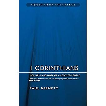 1 Corinthians (Focus on the Bible)