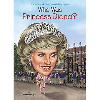 Wie Was prinses Diana? (Wie Was...? (Hardcover))