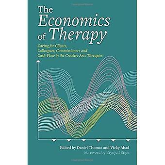 A economia da terapia: importar-se com clientes, colegas, comissários e fluxo de caixa nas terapias de artes criativas