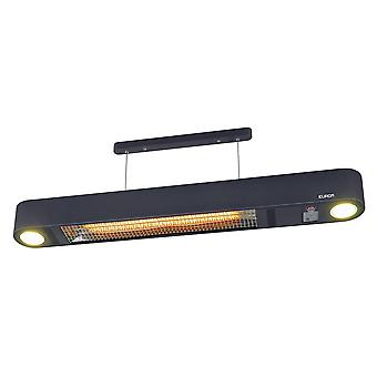 Eurom ceilingheater 1500W RC