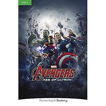 Level 3: Marvel's The Avengers: Age of Ultron (Pearson English Graded Readers)