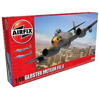 Airfix A09188 Gloster Meteor FR9 1:48 Scale