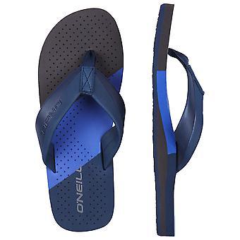 O'Neill Mens Sandals ~ Imprint Punch blue