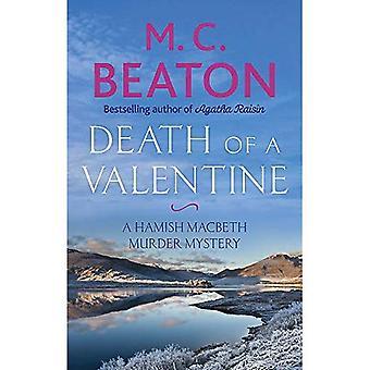 Döden av en Valentine (Hamish Macbeth)