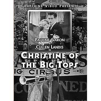 大テン ト (1926) 【 DVD 】 アメリカ輸入のクリスティン