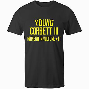 Young Corbett III Boxing Legend Kids T-Shirt