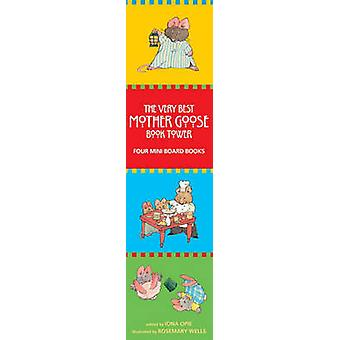 The Very Best Mother Goose Book Tower by Iona Opie - Rosemary Wells -