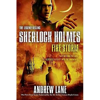 Fire Storm by Andrew Lane - 9781250050724 Book