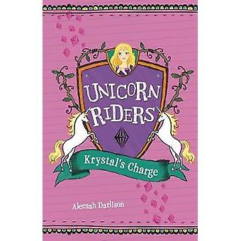 Krystal's Charge by Aleesah Darlison - 9781479565580 Book