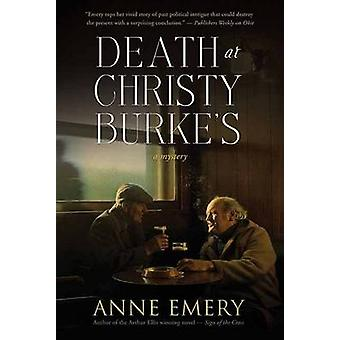 Death at Christy Burke's by Anne Emery - 9781770411692 Book
